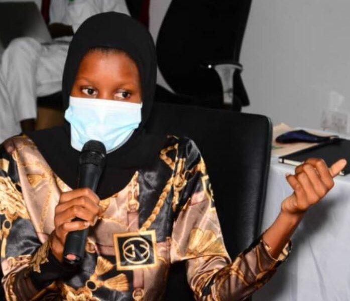 Arbetar för demokrati i Gambia