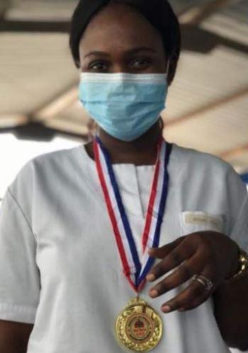 Bästa sjuksköterskan i Gambia